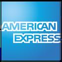 Logo für American Express