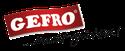 Logo für GEFRO