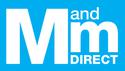 Logo für MandM Direct