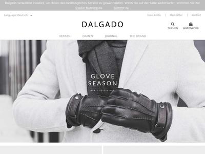 Bildschirmfoto für Dalgado