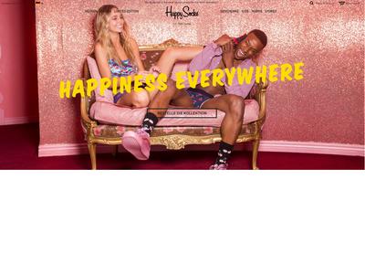 Bildschirmfoto für Happy Socks