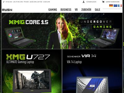 Bildschirmfoto für mySN
