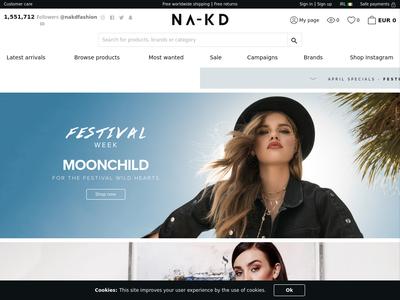 Bildschirmfoto für NA-KD