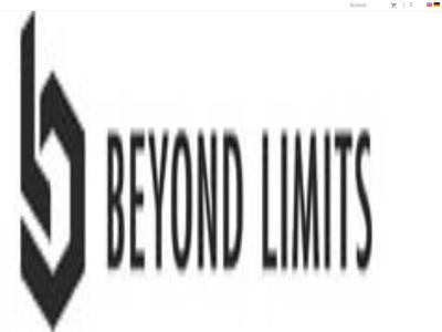 Bildschirmfoto für beyondlimits.com