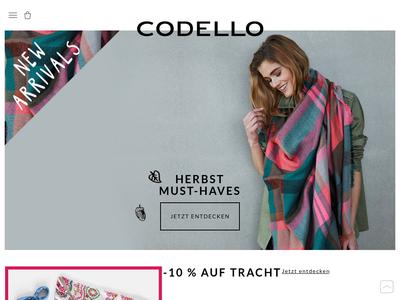 Bildschirmfoto für CODELLO