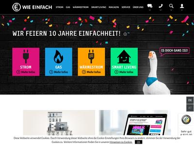 Bildschirmfoto für E WIE EINFACH
