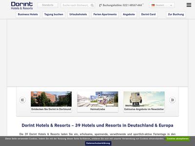 Bildschirmfoto für etracker.de