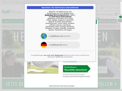 Bildschirmfoto für golfhouse
