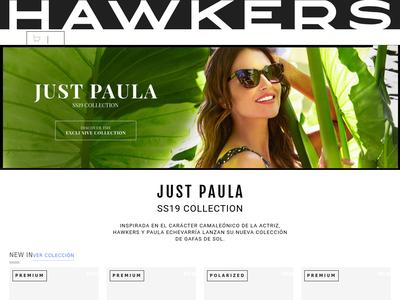 Bildschirmfoto für Hawkers