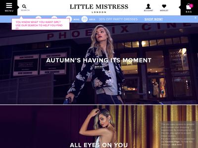 Bildschirmfoto für little-mistress.com