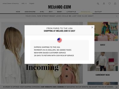 Bildschirmfoto für Melijoe