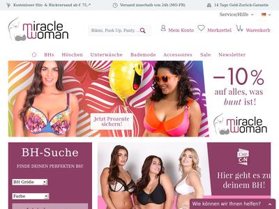 Bildschirmfoto für Miracle Woman