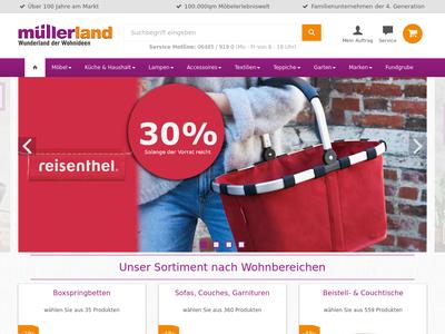 Bildschirmfoto für Müllerland
