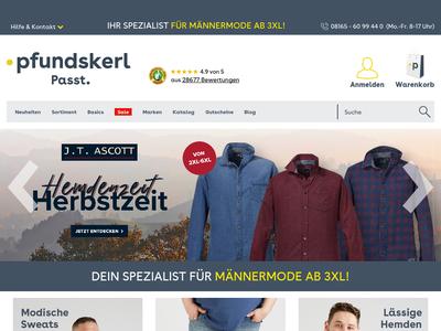 Bildschirmfoto für Pfundskerl-xxl