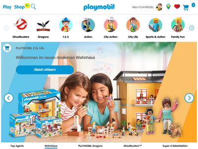 Bildschirmfoto für playmobil