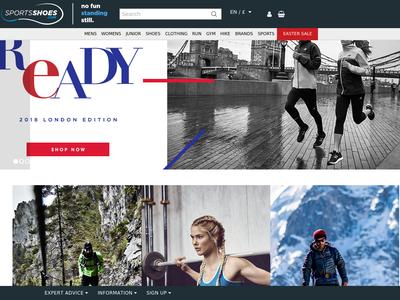 Bildschirmfoto für sportsshoes