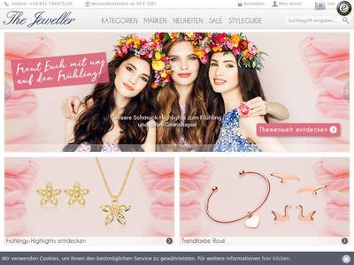 Bildschirmfoto für The Jeweller