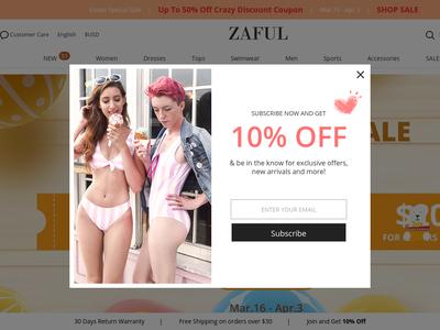 Bildschirmfoto für ZAFUL