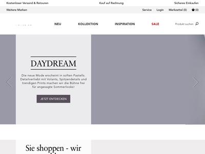 Bildschirmfoto für naytrack.de