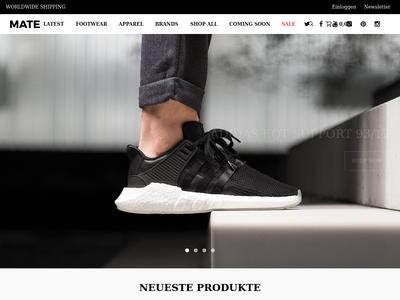 Bildschirmfoto für MATE Store