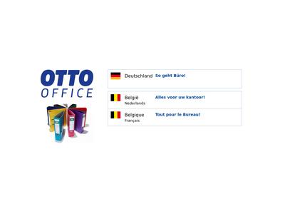 Bildschirmfoto für OTTO Office